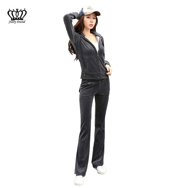 Hoodie Trainingsanzug Elastischen Schweiß Anzug Fitness Winter Für Frauen Stricken Sweatsuit Leggings Outfit Arbeit Heraus Twinset