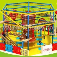 Оборудование для игровых площадок в помещении с временный тоннель для парка развлечений HZ-056-1