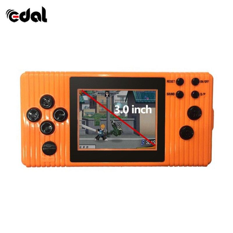 Videospiele Handheld Spielkonsole 3,0 farbe Bildschirm Kinder Video Spiel Konsole Eingebaute 788 Spiel Handheld Gamepad Tetris Puzzle Spiel Fabriken Und Minen Unterhaltungselektronik