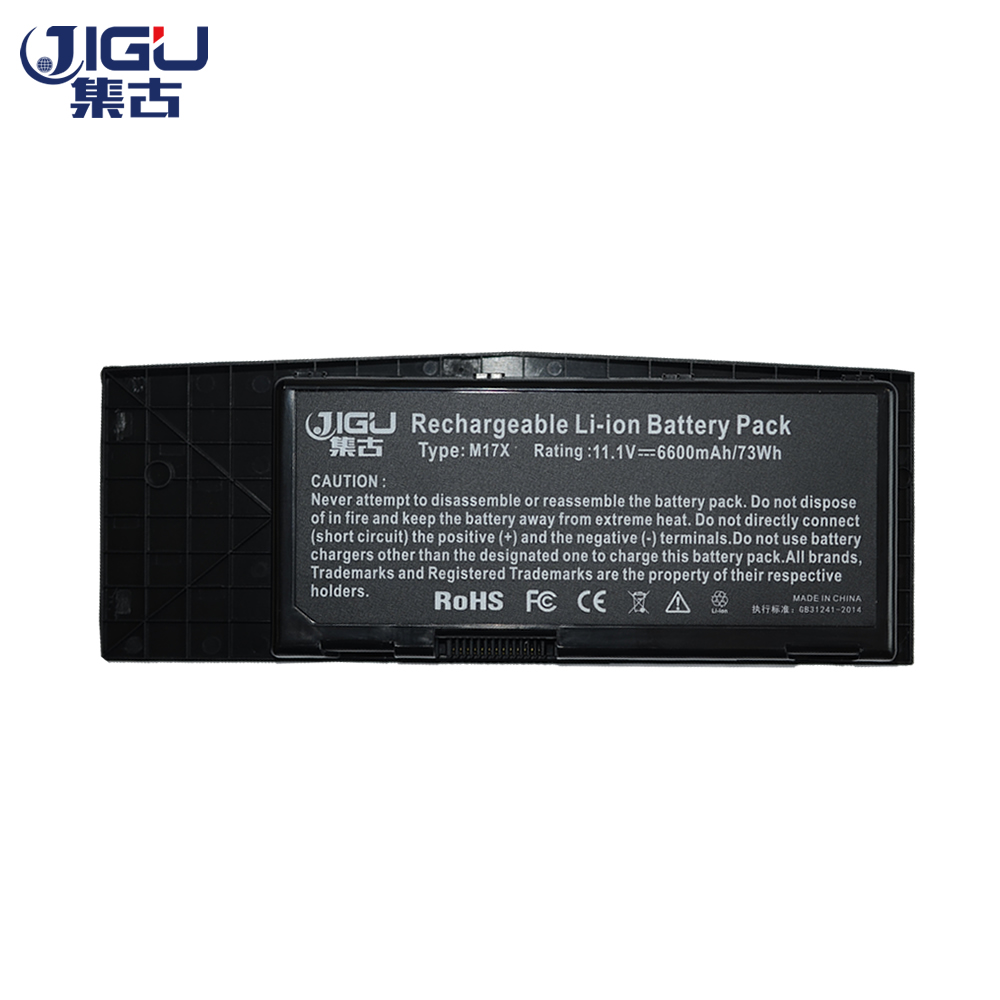 JIGU 9Cells NEW Laptop battery 318-0397 7XC9N C0C5M 451-11817 BTYVOY1 For DELL Alienware M17X R3 R4JIGU 9Cells NEW Laptop battery 318-0397 7XC9N C0C5M 451-11817 BTYVOY1 For DELL Alienware M17X R3 R4