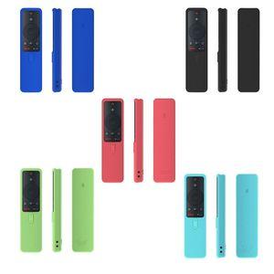 Image 2 - Schutzhülle Weiche Silikon Haut Fernbedienung Fall Anti Slip Stoßfest Ersatz für Xiaomi Mi Box S Controller