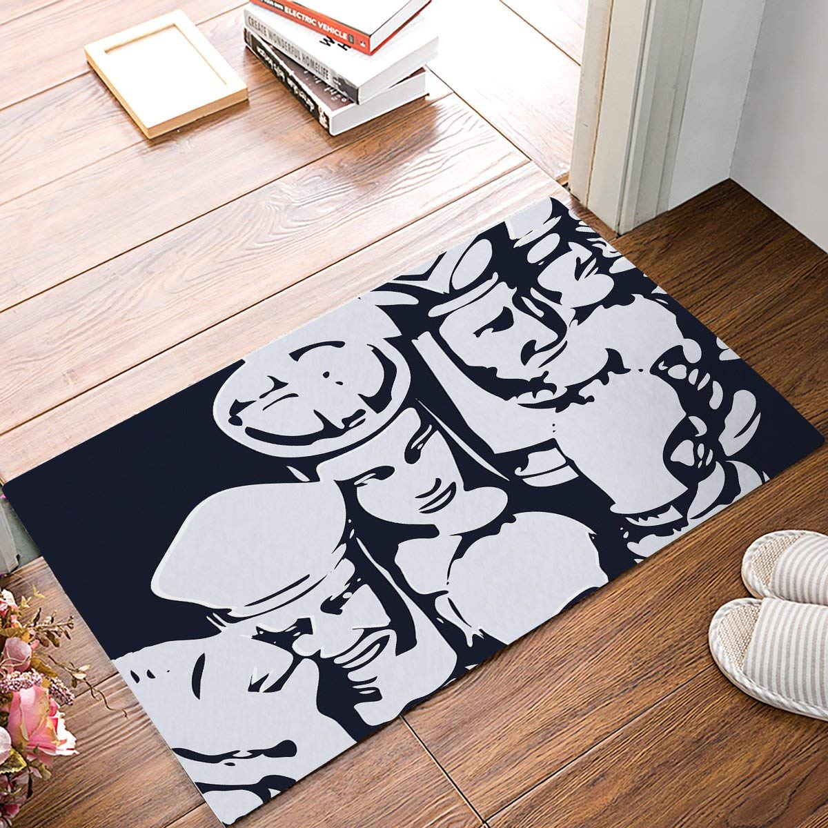 Blue Kitchen Floor Mats: Aliexpress.com : Buy Navy Blue Chess Pattern Door Mats