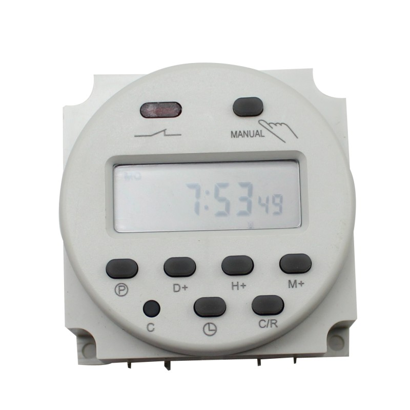 Digital Power Timer : Wholesale dc v a lcd digital power programmable timer