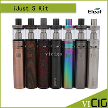 100% Original Eleaf iJust S kit with 4ml Capacity Atomizer 3000mah battery fit 0.18ohm ecl head