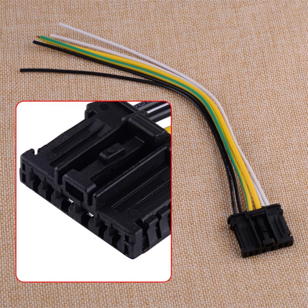 Fiat Punto II Mk2  rear tail light harness connector plug loom 5-way