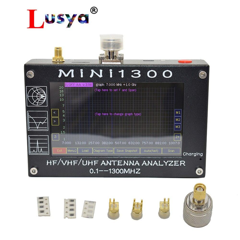 10KHz-2GHz 12bit SDR Receiver SDRPLAY RSP1 RSP2 RTL-SDR TCXO HackRF Upgrade  AM FM HF SSB CW receiver Full band HAM Radio B9-006
