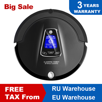 (Ship From Russia)Wireless Robot Vacuum Cleaner For Home A335 (Sweep,Vacuum,Mop,Sterilize),Schedule,Virtual Blocker,SelfCharge intelligent robot vacuum cleaner a380 4 in 1 sweep vacuum mop sterilize auto recharge vacuum cleaner and smart camera monitor