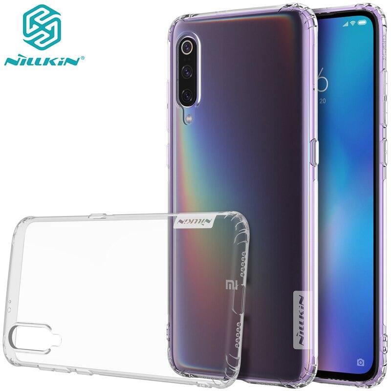 Cellphones & Telecommunications Case For Xiaomi Mi9 /mi 9 Explore Nillkin Nature Tpu Clear Transparent Soft Back Cover Protective Case For Xiaomi Mi9 Se Street Price
