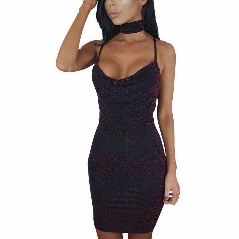 2017 Women Solid Tracksuit Retro Sexy Vestidos Summer Large Size Dress Bodycon Dresses V-neck Off Shoulder Clubwear Mini Dress