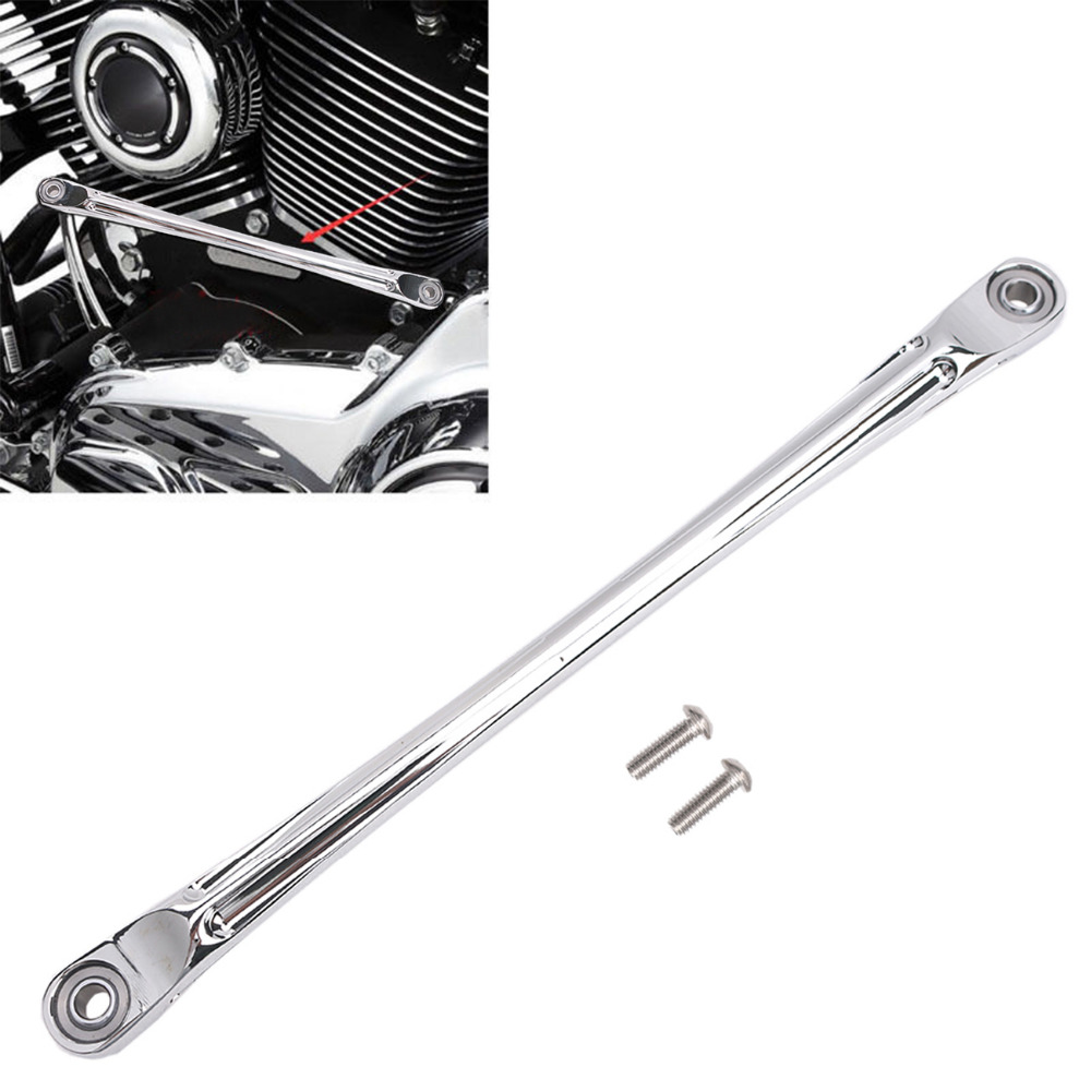 Motorcycle Gear Shifter Shift Linkage for Harley Touring Softail Fatboy Bad boy Road King Electra Glide 1984-2017 #MBJ055-C koleroader 31cm wing cnc shifter linkage gear shift lever for harley touring street road glide road king softail 1986 2016