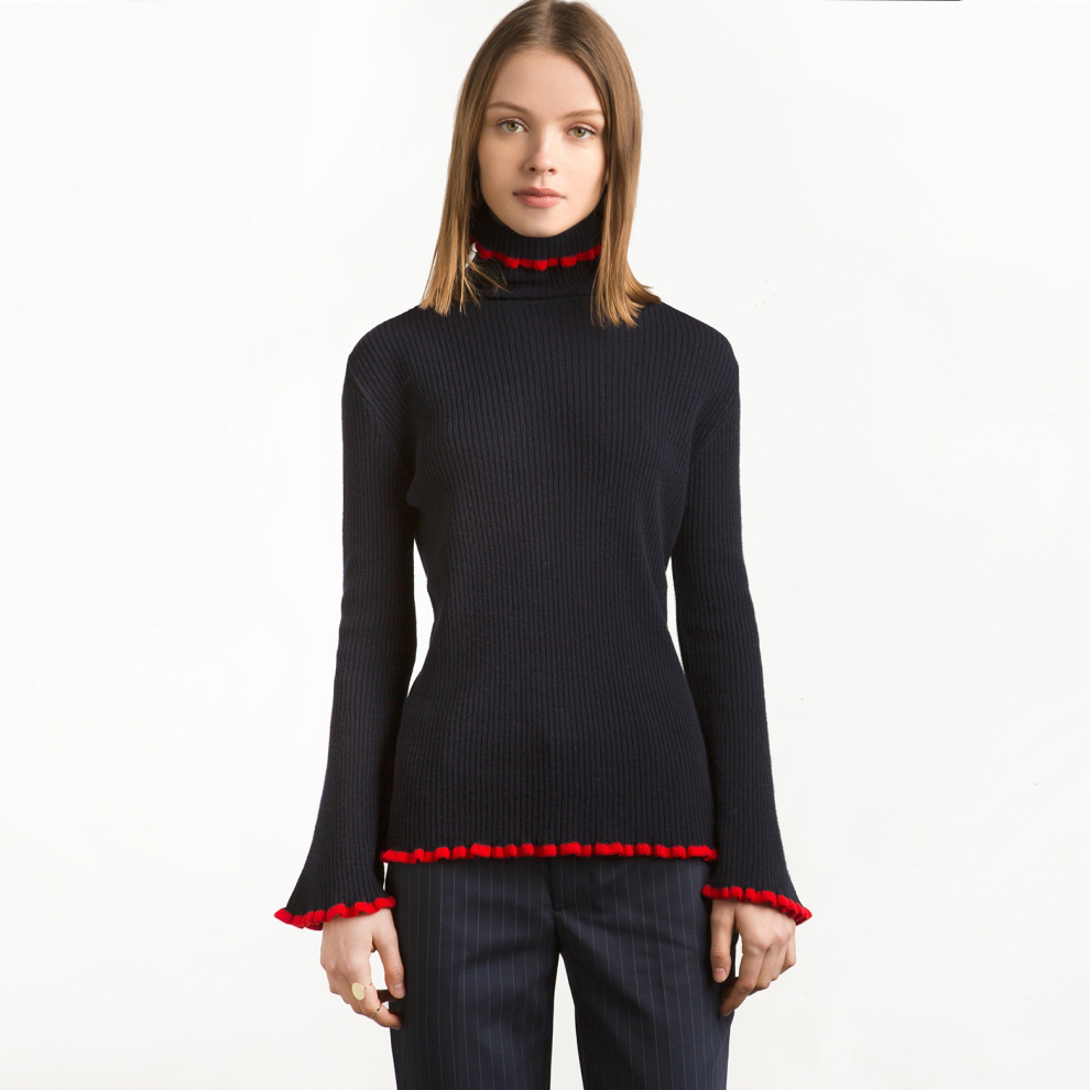 turtleneck sweaters for women Picture - More Detailed Picture ...