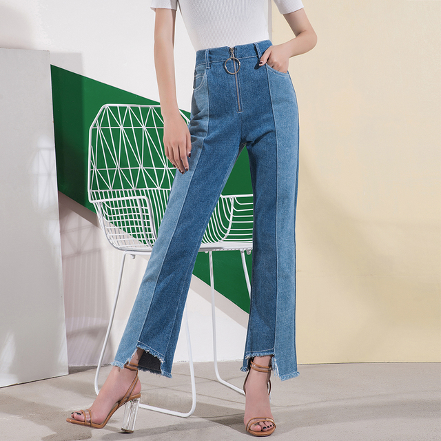 Womens Trousers Color Block 100% Authentic Online Purchase Hot Sale Online Outlet Very Cheap Online Shop From China TbGpr0k