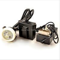 KL5LM B 3W 10000 Lx Lithium Battery LED Miner S Light CE Exs I Certification Mining