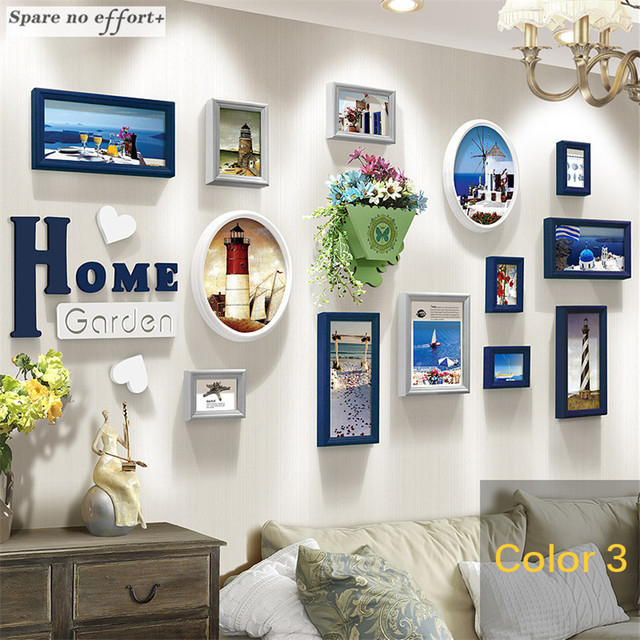 Porta Retrato Moldura Photo Frame Wall Encadrement Photo Modern Wall