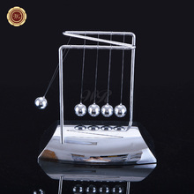 Creative Birthday Gift Newton's Cradle Balance Steel Ball Physics Science Pendulum Nice Desk Decor Craft