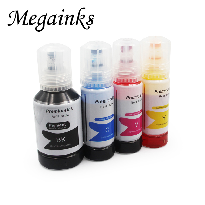 002 Refill Inkt Kit Voor Epson L4158 L4168 L6168 L6178 Pigmentinkt En Dye Inkt 4158 4168 6168 6178 Printer Inkt Dingen Gemakkelijk Maken Voor Klanten