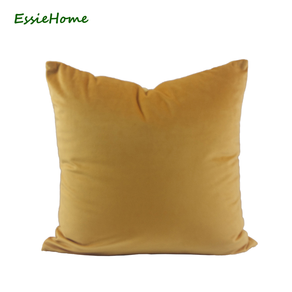18 X 18 Inches 45 X 45 CM 100/% CHENILLE SHAGGY SUPER SOFT TOUCH CUSHIONS COVER
