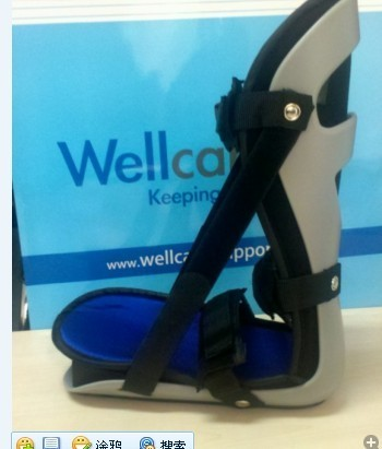 Emergency safeguard Medical orthosis orthopedic shoes joint