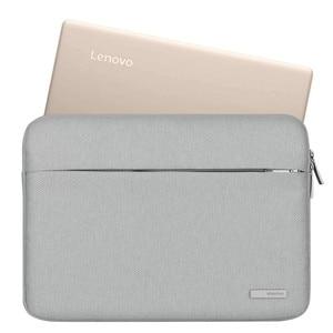 """Image 3 - 11 """"11.6"""" 13 """"13.3 15.4 Saco de Nylon para Notebook Asus HP Lenovo Acer Dell A Apple Laptop Manga mulheres Homem caso Notebook à prova d água"""