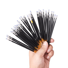 TUNACOCO 0.38mm Journal Pen Gel Ink Refills Spring 100pc/lot Stationery for School Office bb1710159