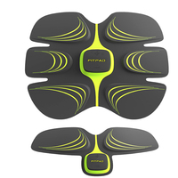 EMS тренировки мышц устройства тренировки мышц живота Электронные Вес Потеря веса массаж тела массажер DHL