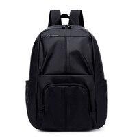 Men's Women's Casual Backpack Men Women Nylon Laptop backpack For Men Women School bags Man Woman Travel Back pack Bagpack back