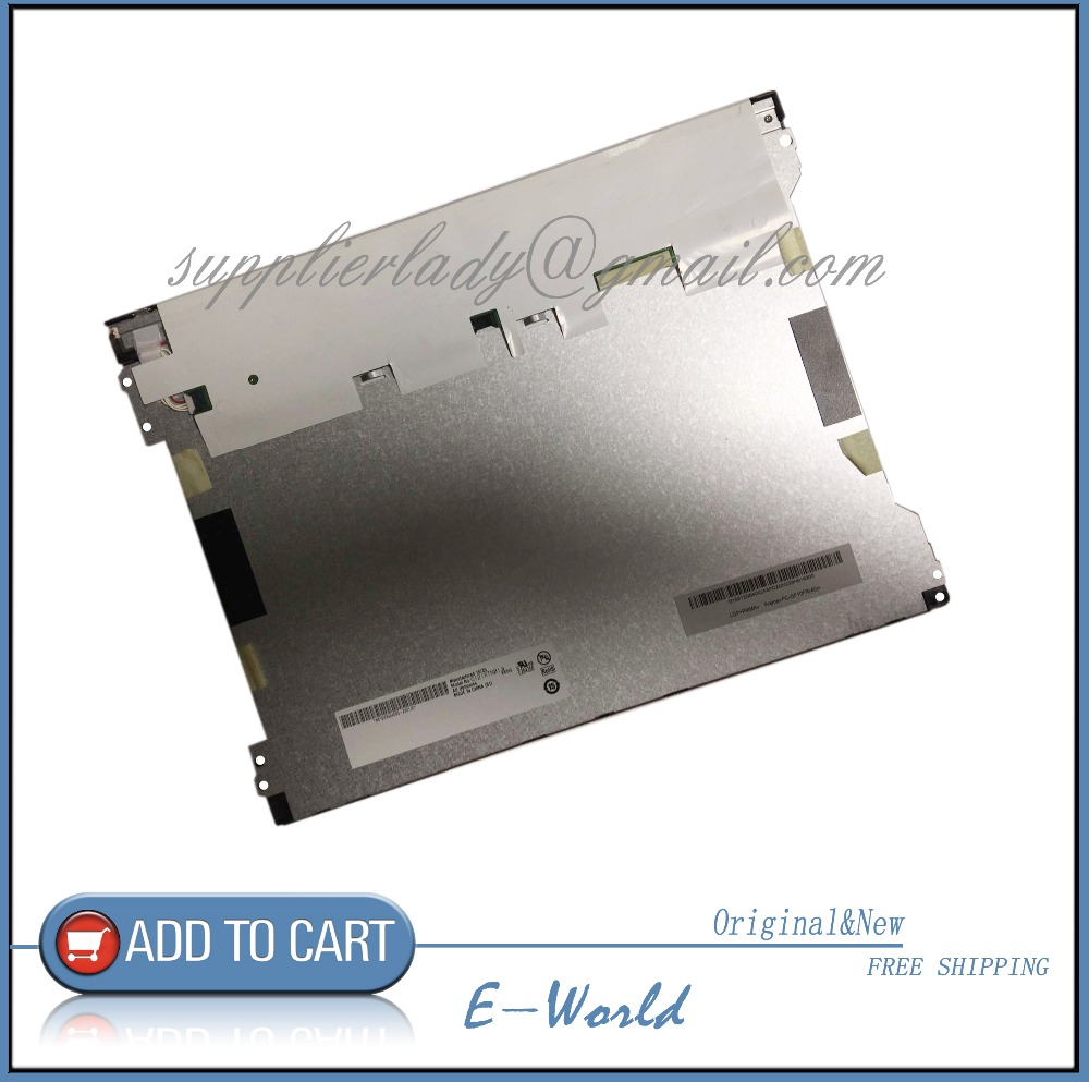 Original 12.1inch LCD screen G121XTN01.0 G121XTN01 for industrial lcd panel free shipping