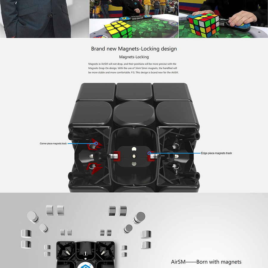 Cheap speed cube
