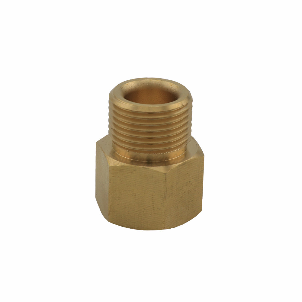 Co2 Tank Regulator Convert Adapter W21.8 G58-standard Co2 tank no pin to Regulator (1)