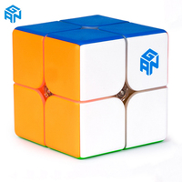 Gan Magic Cube Stickerless With Magnetic Gan 249V2 M Puzzle Speed Cube For WCA Professional Cubo Magico Gan 249V2 Toys 49mm