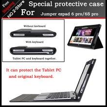 Деловой чехол-подставка из искусственной кожи для Jumper ezpad 6 pro 11,6 дюйма, планшетный ПК, модный защитный рукав для клавиатуры для ezpad 6s pro