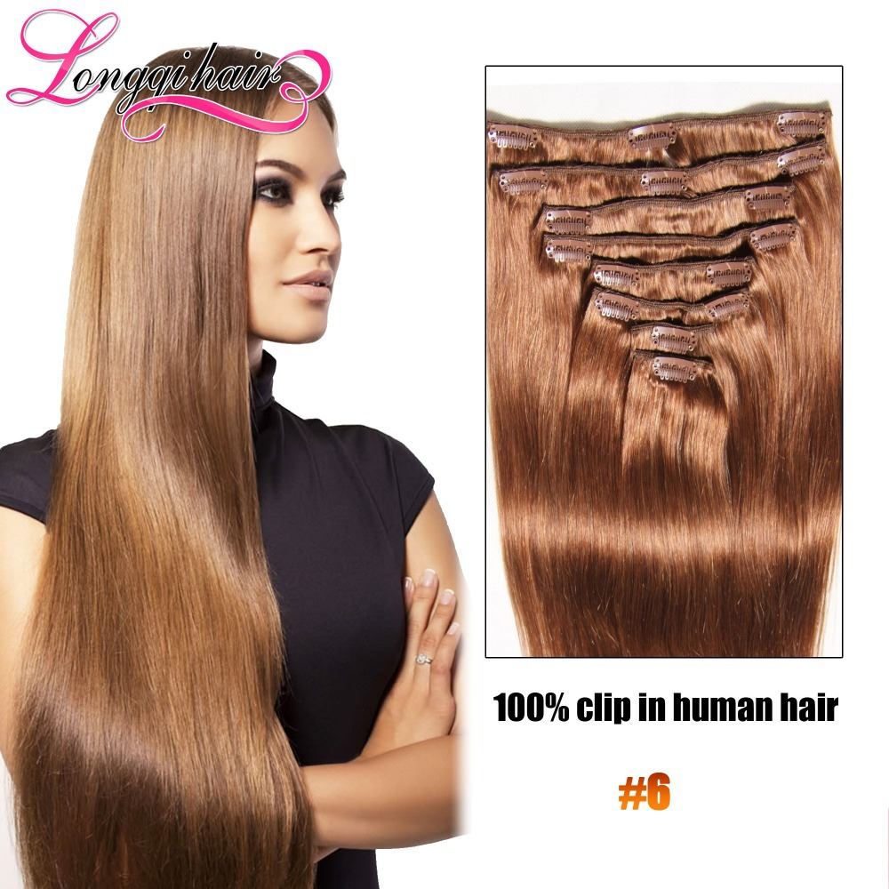 Aliexpress buy clip on real human hair extensions clip in aliexpress buy clip on real human hair extensions clip in 80g 100g 8pcs full head set thick clip in remy hair extension light blond color 12 from pmusecretfo Image collections