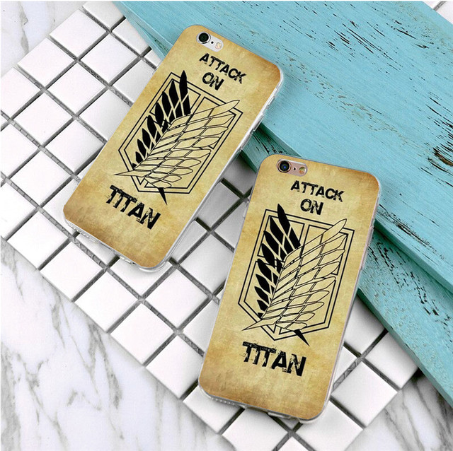 Attack On Titan Cool Case Cover For Samsung Galaxy