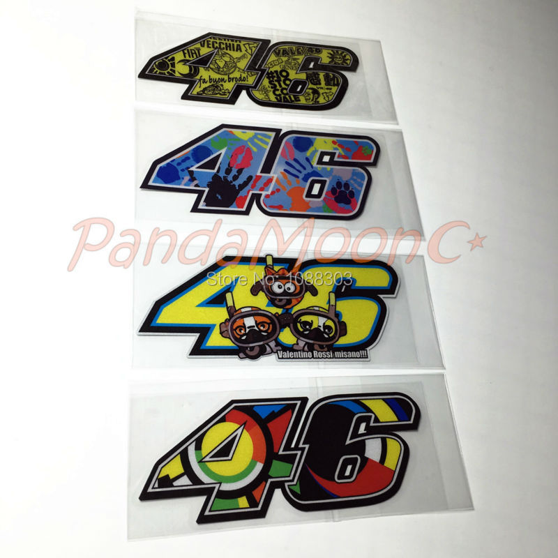 Buy rossi car sticker and get free shipping on aliexpress com