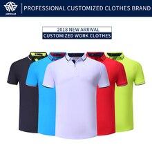 Adhemar быстросохнущие рубашки для гольфа для мужчин/женщин модная футболка с коротким рукавом рубашка поло для спорта на открытом воздухе