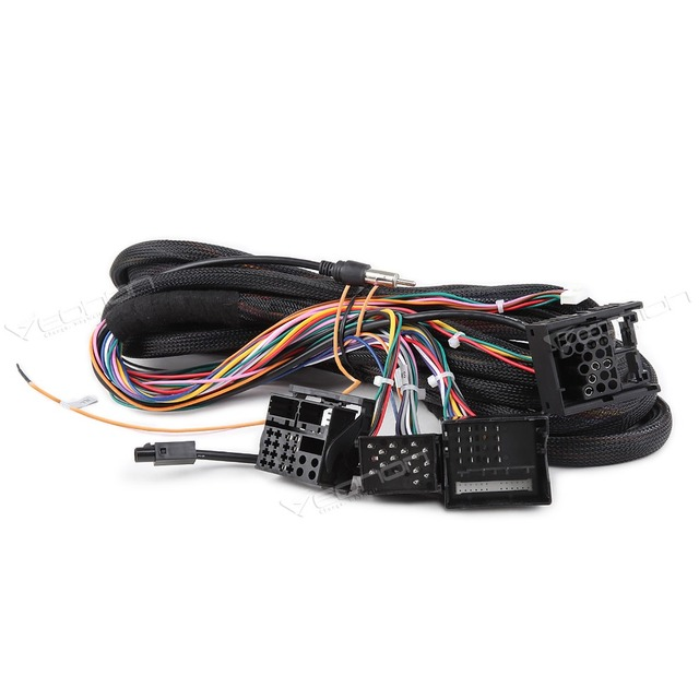 A0577 Extension cable for BMW E46 E39 X5 Wiring Harness 17Pin 40Pin