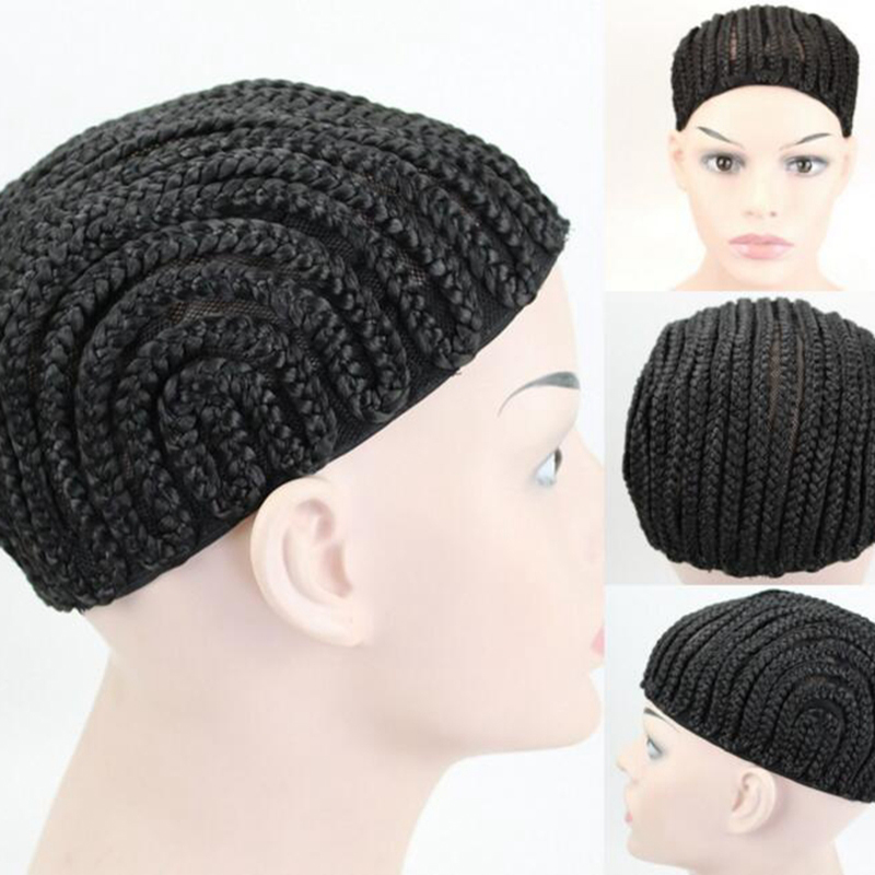 1pcs Elastic Cornrow Cap For Weave Crochet Braid Wig Caps
