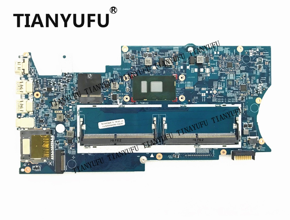 For HP Pavilion x360 Convertible 14-BA Laptop motherboard SERIES 4415U 16903-1 MOTHERBOARD 923691-601 923691-001 tested 100%