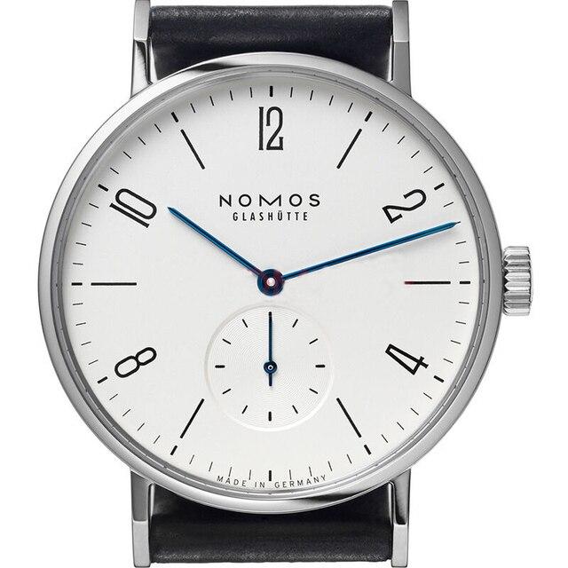 Номос Кварцевые Часы Мужчины Женщины Любовник Наручные Часы Топ люксовый Бренд Reloj Hombre 2016 Новый Relogio Montre Orologio Uomo Horloge