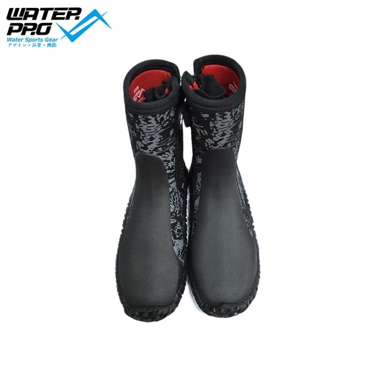 Vandens Pro GS 5mm nardymo batai nardymui - Vandens sportas - Nuotrauka 2