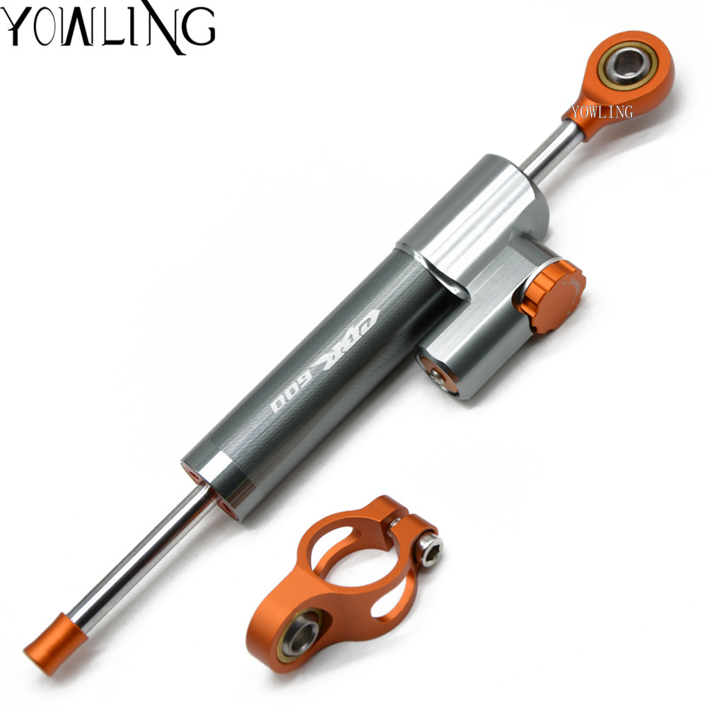 Motorcycle CNC Damper Steering StabilizerLinear Reversed Safety Control For HONDA CBR600 F2,F3,F4,F4i CBR600F CBR600RR 2001-2008 мото обвесы hjmt 93 94 cbr600 f2 91 94 f2 cbr600 f2