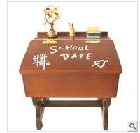 Импортируется из стол музыкальная шкатулка подарок на день рождения Свадебные украшения жена Рождество предпочтительным творческие подар