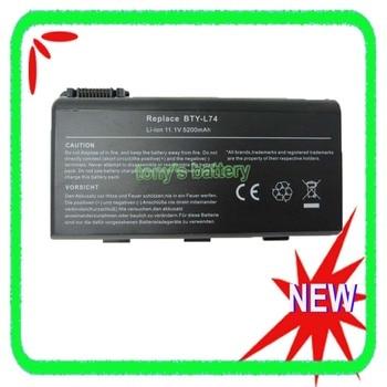 5200 mAh BTY-L74 batería para MSI CR500 CR600 CR600X CR610 CR620 CR630 CR630X CR700X CR720 91NMS17LD4SU1