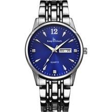 KEEP IN TOUCH Fashion Casual Calendar Waterproof Wrist Watch
