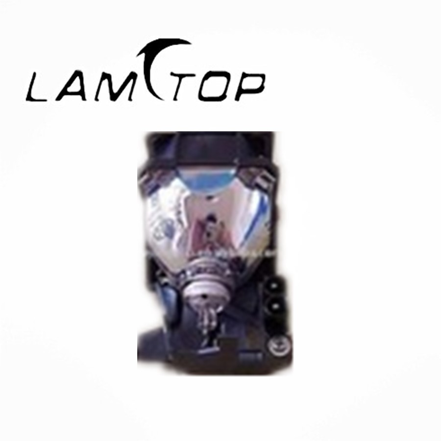 FREE SHIPPING  LAMTOP  180 days warranty  projector lamp with  housing  ET-LAB10  for   PT-LB20V