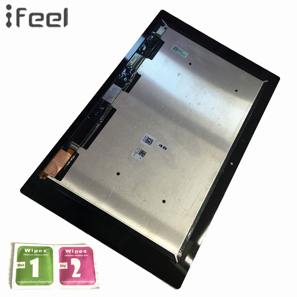 For Sony Xperia Tablet Z2 SGP511 SGP512 SGP521 SGP541 Touch Screen Digitizer Panel LCD Display Assembly