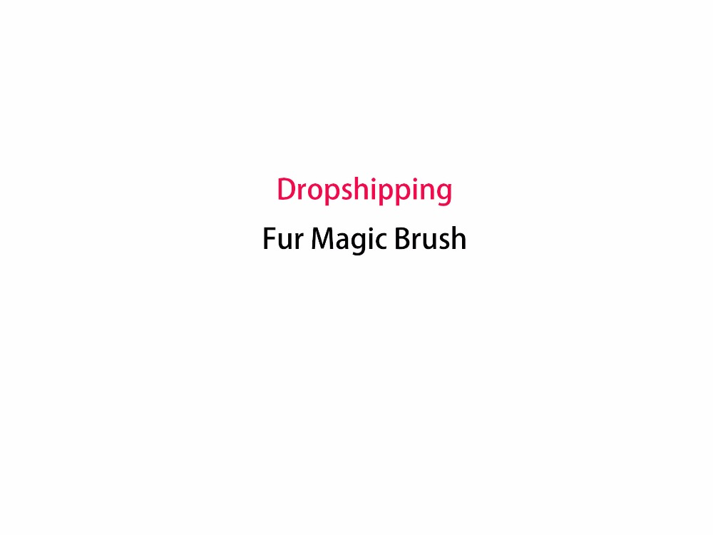 Dropshipping Pelz Reinigungsbürsten Pet Haar & Fusselremover Magie Tuch Stoff Pinsel As Seen On TV