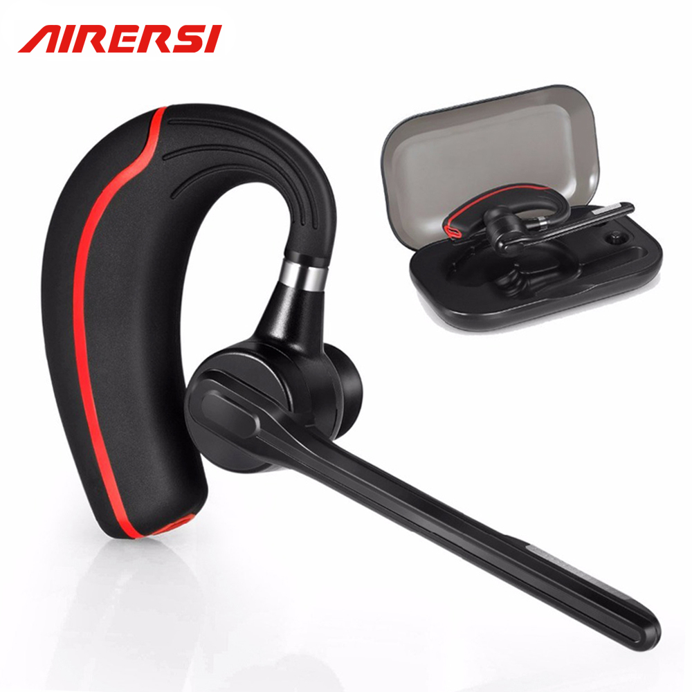 Newest Wireless Bluetooth Earphone Headphone Handsfree CSR 4.1 Bluetooth Headset with Noise Cancelling MIC for Smart Phone