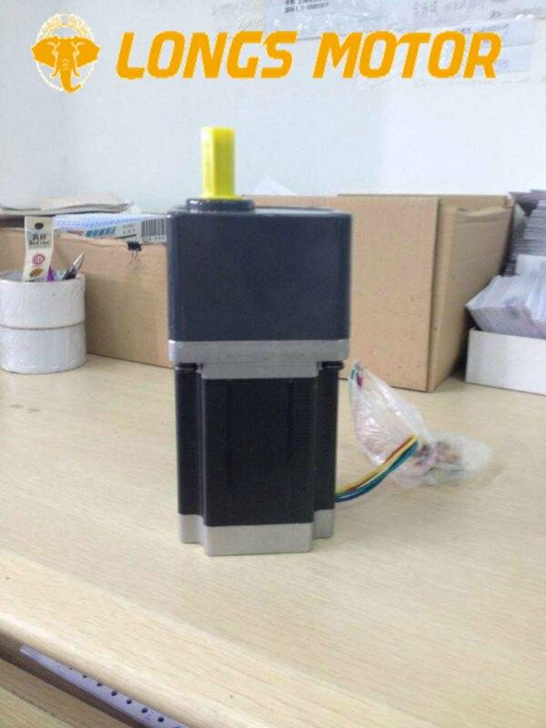 Gearbox stepper motor Nema34 reduction ratio3:1 34HS1456AG3 25.8N.m 5.6A CNCGearbox stepper motor Nema34 reduction ratio3:1 34HS1456AG3 25.8N.m 5.6A CNC