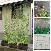 Greenhouse Trellis Nylon Plant Protection Climbing Frame Fruits Bean Support Garden Netting Durable Vines Anti Bird Grow Fence